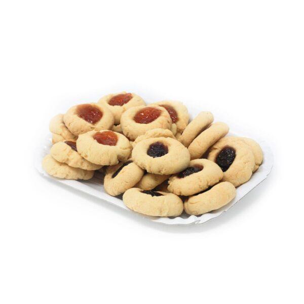 biscotti albicocca e frutti di bosco